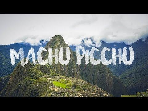 ROAD TO MACHU PICCHU | SAM KOLDER INSPIRED 4K