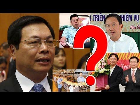 BAO NOI ONLINE || VÌ SAO VŨ HUY HOÀNG nguyên bộ trưởng Công thương bị kỷ luật