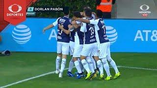 Gol de Dorlan Pabón | Guadalajara 0 - 1 Monterrey | Cl 2019 - Jornada 9 | Televisa Deportes