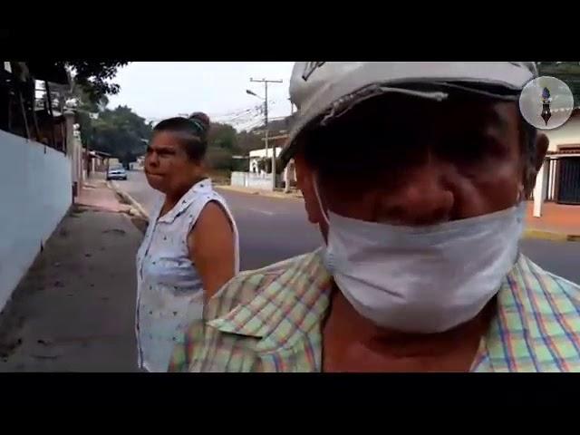 Rostros de la Cuarentena: Fallas del Agua en San Antonio del Táchira por el régimen en Venezuela