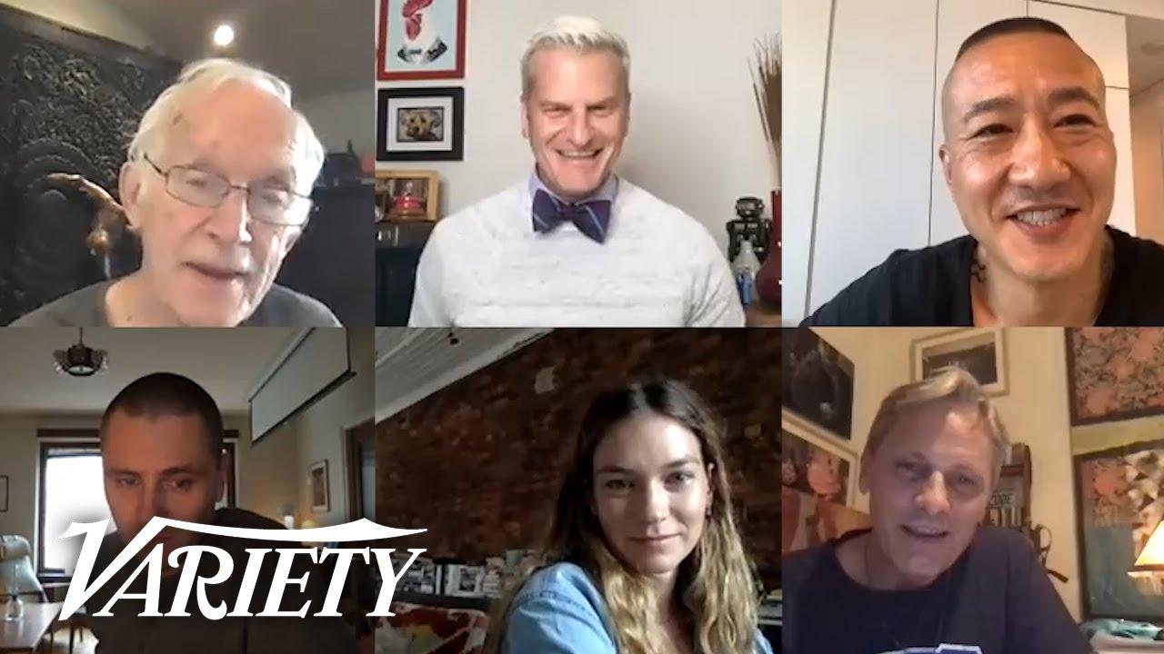 'Falling' Cast at Variety's Virtual TIFF Studio