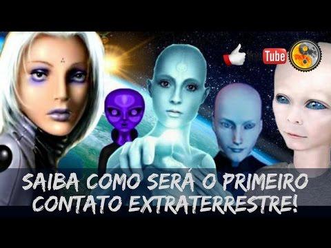 O PRIMEIRO CONTATO COM ALIENÍGENAS EXTRATERRESTRES com a Humanidade no Planeta Terra será em breve!