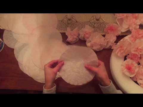 How-to-Make Paper Carnations