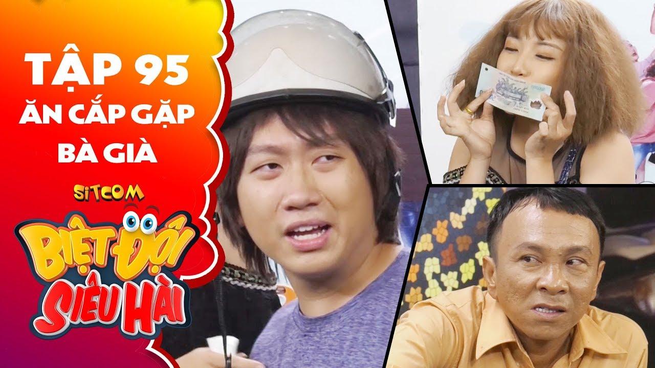 Biệt đội siêu hài   tập 95 - Tiểu phẩm: Phát La bị cha con Dũng Nhí dàn cảnh