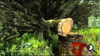 Лололошка стримит The Forest   Часть 1