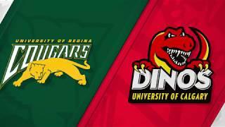 WHKY Highlights | Dinos vs. Regina, Nov. 17, 2018
