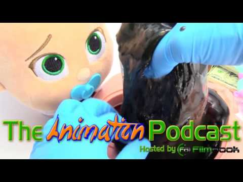 Disturbing BOSS BABY Video Goes Viral - The Animation Podcast HIGHLIGHTS