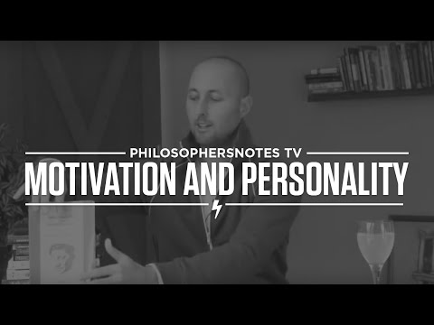 PNTV: Motivation and Personality by Abraham Maslow