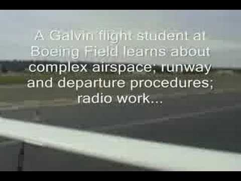 Flying Lessons at Galvin Flying Services