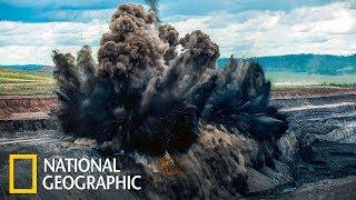 Суперсооружения: Взрывные работы (National Geographic)