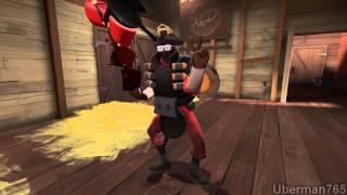прикольное видео о Team Fortress 2 (3)