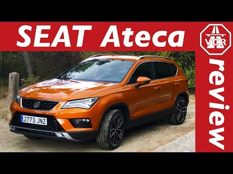 2016 SEAT Ateca 2 0 TDI 190 PS 4DRIVE English Test Test Drive and In Depth Review English