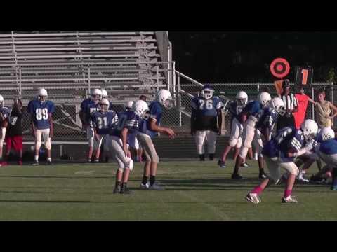 2016 Sylvan Hills Football 100516