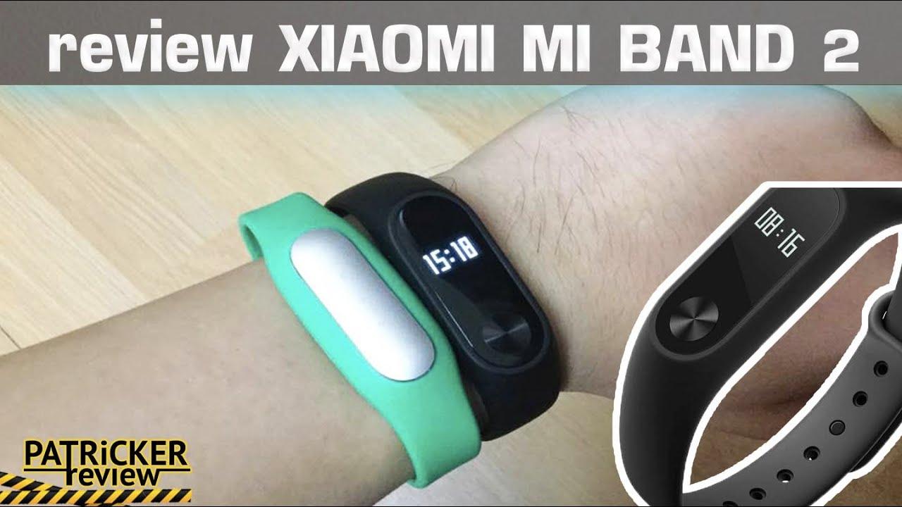 รีวิว Xiaomi Mi Band 2 ไทย Youtube