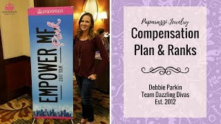 Paparazzi Jewelry Compensation Plan and Ranks Thumbnail