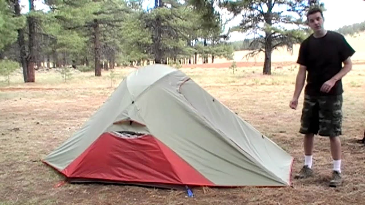 & Alps Mountaineering Extreme 3 Tent Review - YouTube