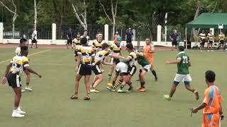 ISKL ISM IASAS Rugby Exchange Nov  2018