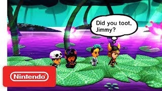 Miitopia - Tips from the Guardian Spirit: Your Adventure Begins - Nintendo 3DS