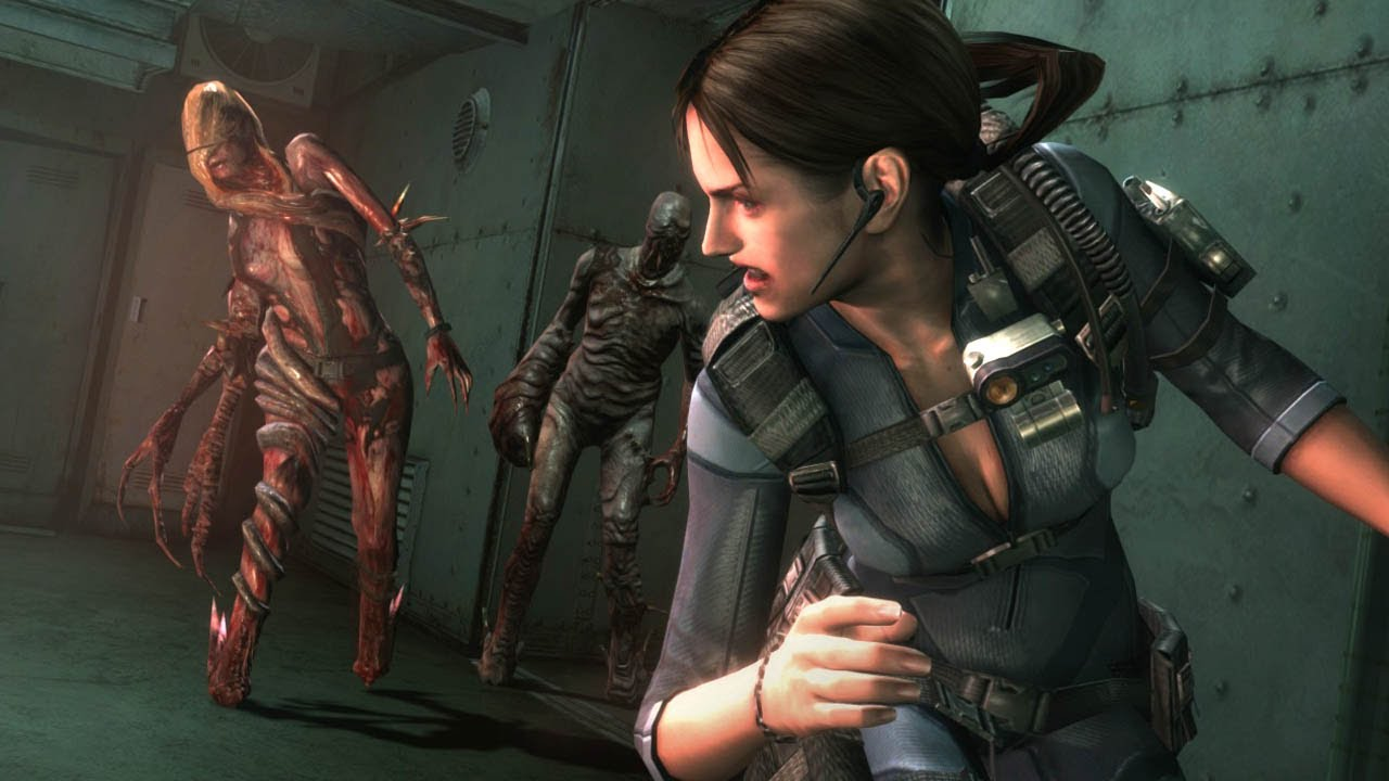 Cgr Undertow Resident Evil Revelations Review For
