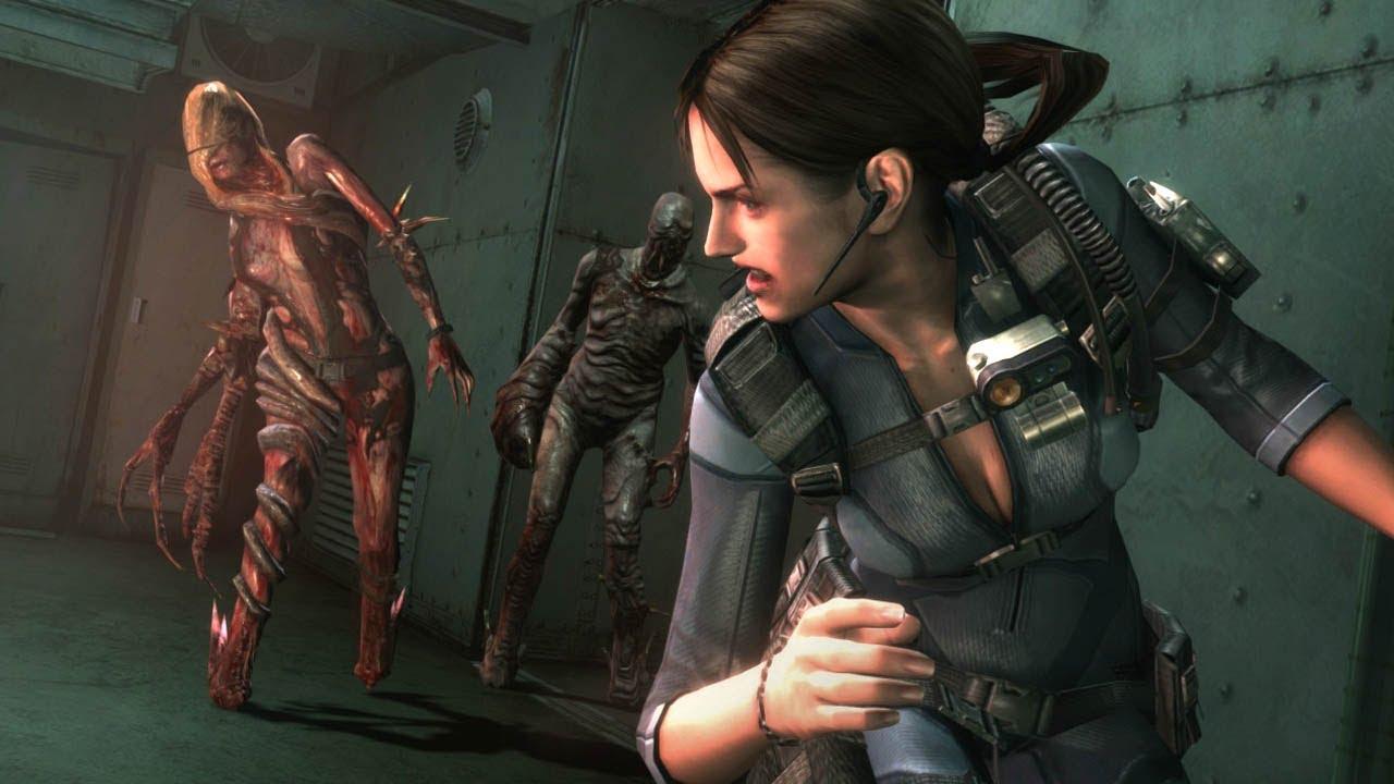 Cgr Undertow Resident Evil Revelations Review For