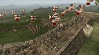 Bunker Hill Battle 1775