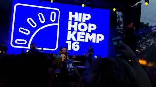 Ten typ mes wkurwiony chce pobić fana na HIP HOP kemp 2017