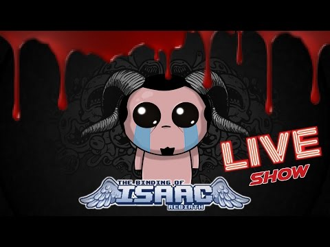 The Binding of Isaac Rebirth - Lyon Live Show : Come è Andata?