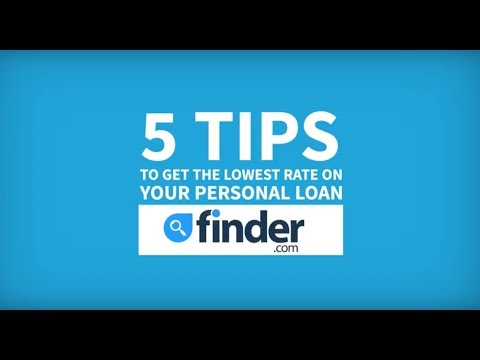 5 tips to get the best rate on a personal loan