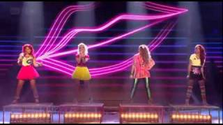 Repeat youtube video Little Mix - Telephone - The X Factor - Live Show 6