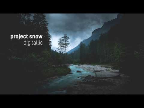 project snow - chillstep mix / playlist (in 4k60!)
