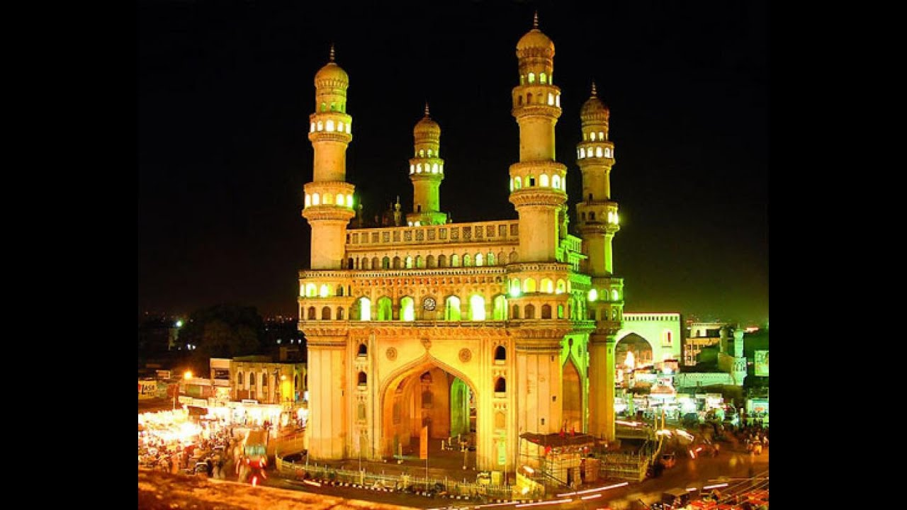 Monuments of Telangana
