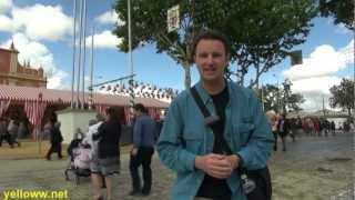 Seville Fair - Feria de Sevilla 2012