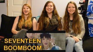 Video SEVENTEEN(세븐틴) _ BOOMBOOM(붐붐) MV Reaction download MP3, 3GP, MP4, WEBM, AVI, FLV Juni 2018