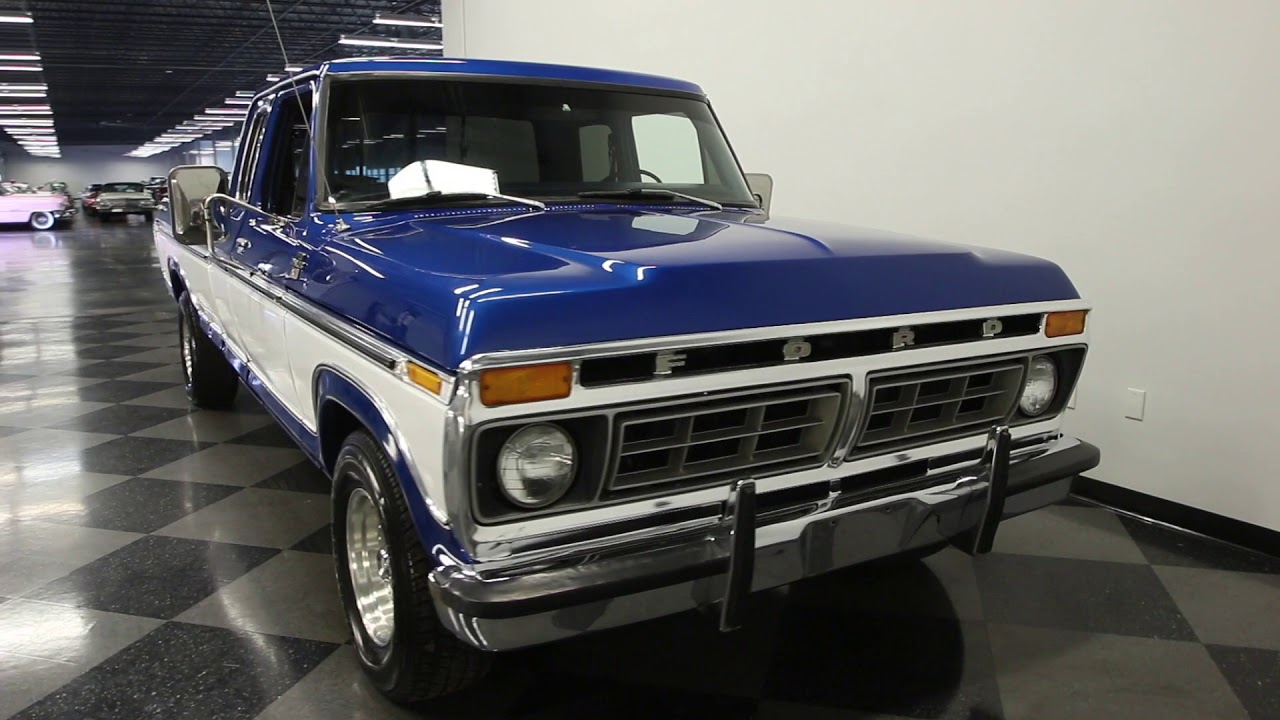 medium resolution of 1200 tpa 1977 ford f 150 ranger xlt super cab