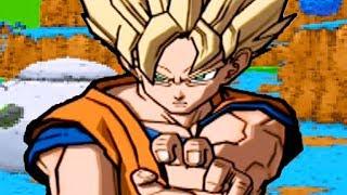 SUPER DRAGON BALL Z Gameplay Walkthrough Part 1 (PS2) - GOKU