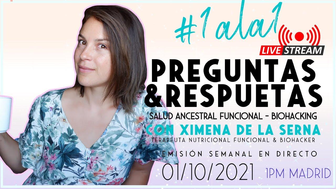 #1ala1 16.09.21 Q&A con Ximena de la Serna