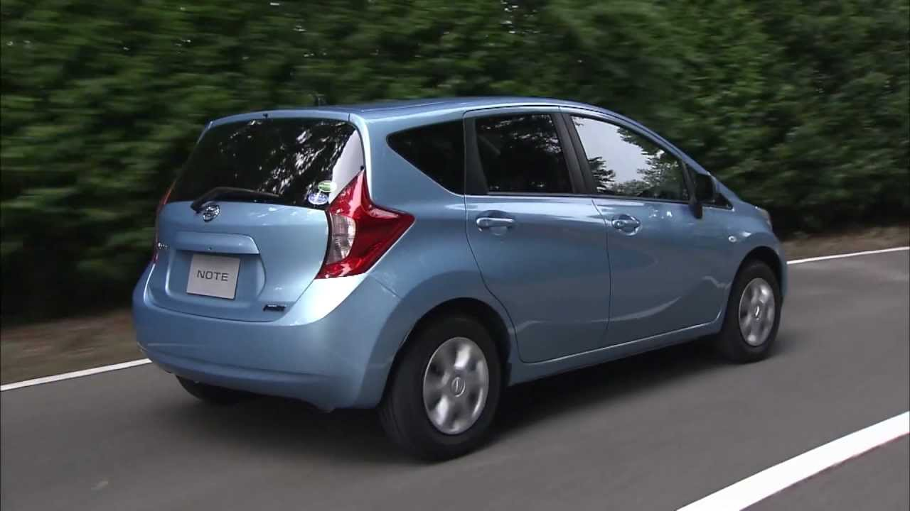 News Nissan Note 2012 Trailer Hd Youtube