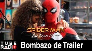 ¡Te describo! el trailer de Spider-Man: Far From Home de la Comic Con Brasil