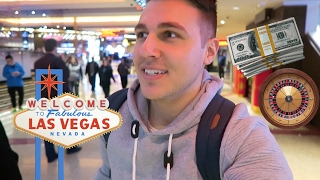 YOU DECIDE MY FIRST BET IN LAS VEGAS