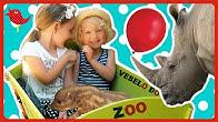 Veselo do ZOO - detské pesničky o zvieratkách