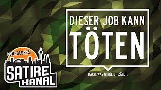 Florian Schroeder: Gas, Wasser, Schießen – Dieser Job kann töten