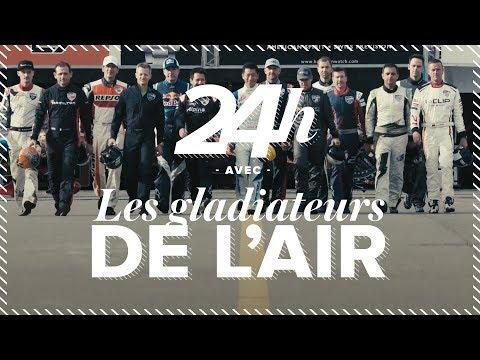 24 heures avec les pilotes de Air Race  |  GQ Originals