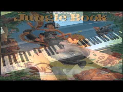 My Own Home - Jungle Book - Piano