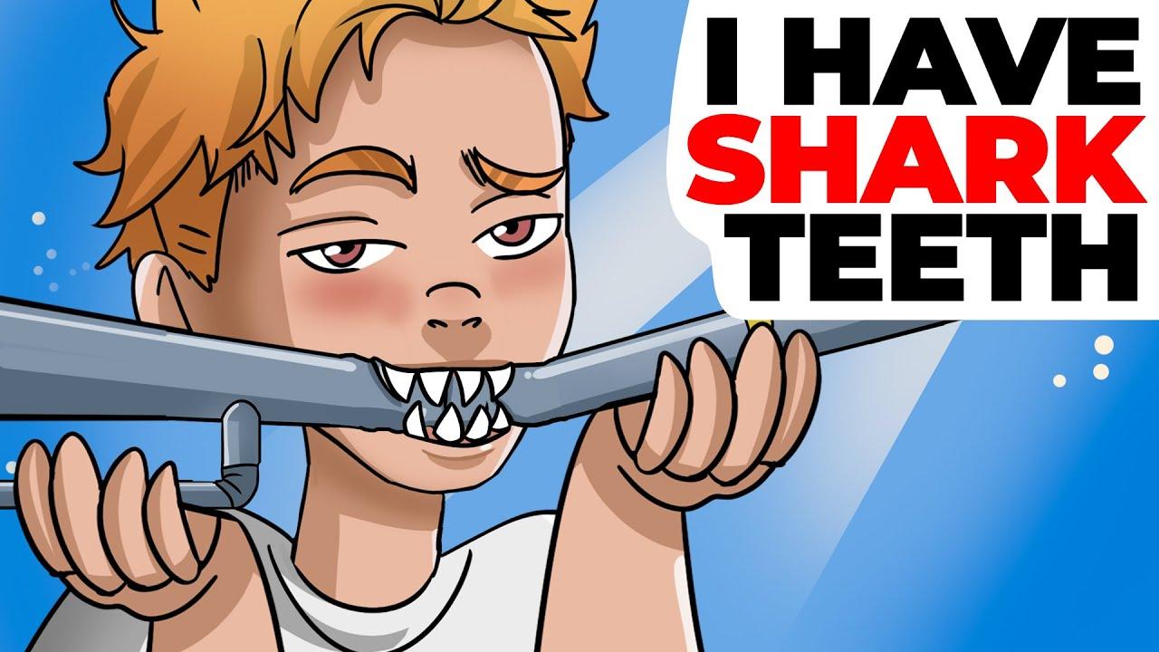 I Have Shark Teeth | Animated Story