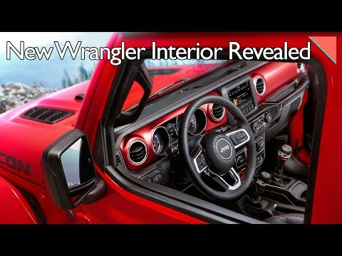New Wrangler Interior, Pickups Drive Diesel Sales - Autoline Daily 2230