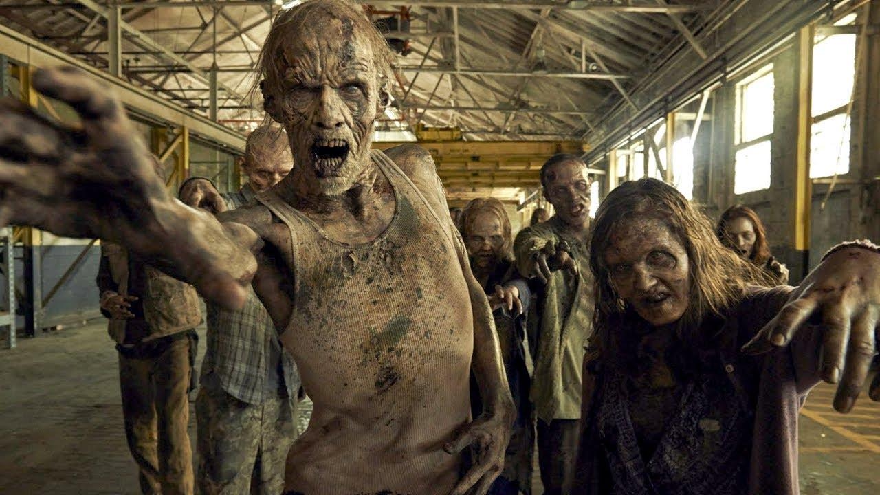 Самое безопасное место во время зомби-апокалипсиса | Перевод DeeAFilm