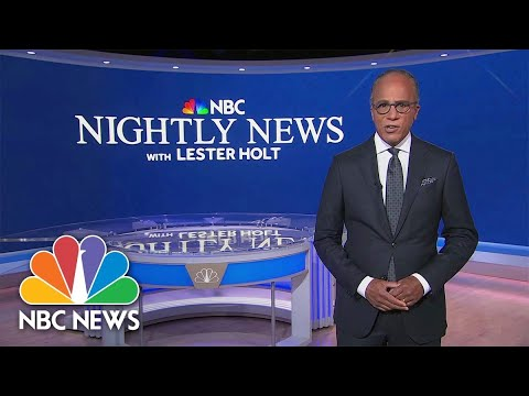 Download NBC Nightly News Full Broadcast - September 24th