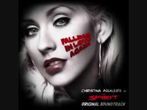 Falling in Love Again - Christina Aguilera (Shorter Version)