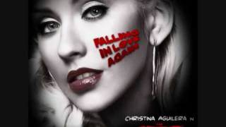 Falling in Love Again - Christina Aguilera (Shorter Version)