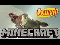 Minecraft Iron Man Comedy Clip #2 - MaikyTV